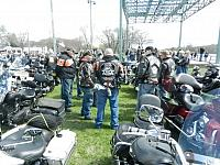 Blessing of the bikes - 1