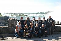 Boston HOG Chapter travels to Niagara Falls, Canada 2014
