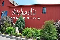 Michaels Harborside in Newburyport  5-9-12 lead by Phil