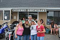 New Members Ride to the Causeway, Gloucester Ma. 5-26-12